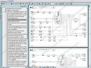 Renault Electrical Wiring Diagrams  Pin Assignments