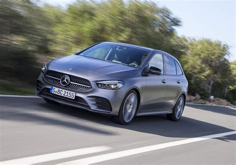 Review Mercedes B Class by 2019 Mercedes B Class Review Gtspirit