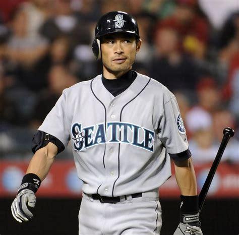 Ichiro Suzuki Trade by Ichiro Suzuki Seattle Mariners 2007 Seattle Mariners
