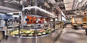 McDonald's Launch Sleek New Restaurant Complete With Salad ...