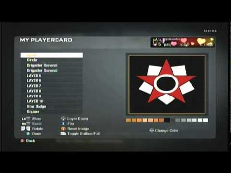 call of duty black ops emblem creator mw2 9th prestige emblem youtube