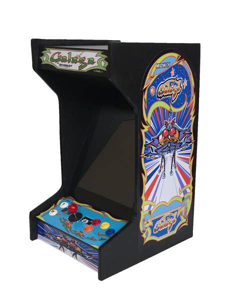 new galaga arcade machine with 412 games video arcade