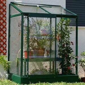 Serre En Polycarbonate Ou En Verre : serre en verre ou polycarbonate ~ Premium-room.com Idées de Décoration