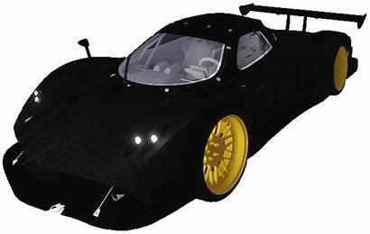 Screamer Street Pagani Cittadi Zonda Simulator Vehicle