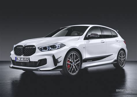 New Bmw 1 Series Already Gets M Performance Parts