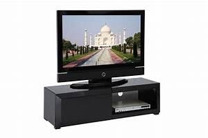 Meuble Tv Design Pas Cher : meuble tv miliboo meuble tv design laqu noir tia prix 159 00 euros ventes pas ~ Teatrodelosmanantiales.com Idées de Décoration