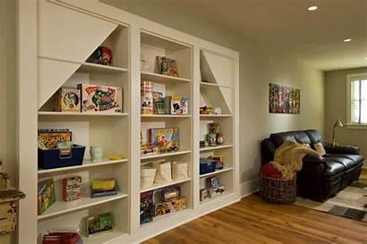 Hidden Games Rooms Secret Behind Hide Shelf