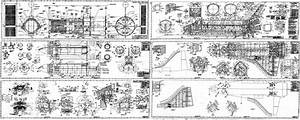Space Shuttle Technical Drawings (page 2) - Pics about space