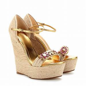 summer 2017 Women sandals wedges shoes platform crystal ...