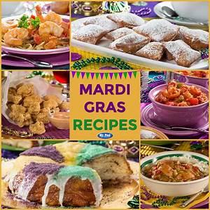 14 Quick & Easy Mardi Gras Recipes MrFood com