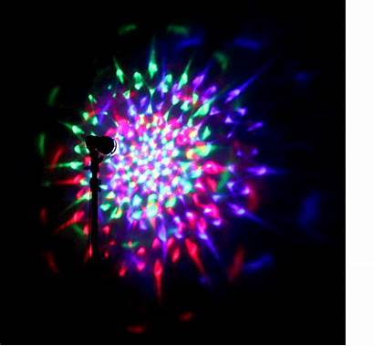 Led Disco Ball Stage Rotating Spot Crystal