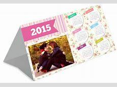 Calendário de mesa personalizado 2015 Namorada Criativa