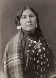 Antique Photograph ~+~+ Beautiful Native American Woman ...