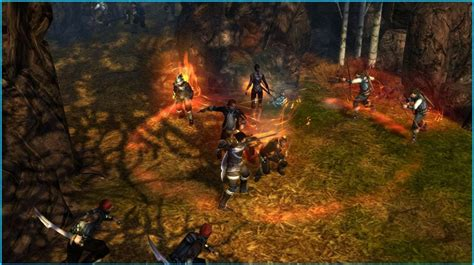 dungeon siege 3 xbox 360 review dungeon siege iii gamersheroes