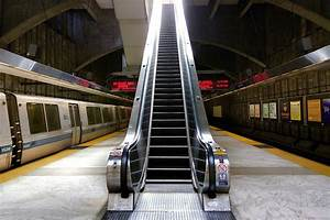 Bart To Replace Chronically Broken Sf Escalators