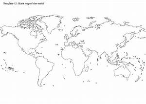 """Search Results for """"Blank World Map Templates"""" – Calendar 2015"""
