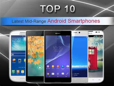 best sony mid range phone mobile and computer tips october 2014