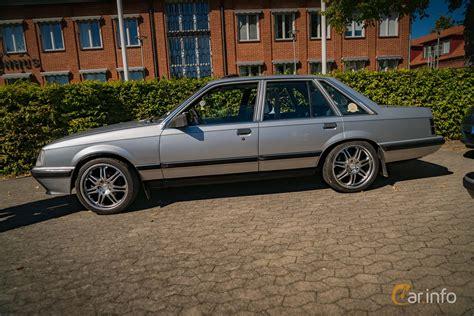 Opel Senator by Opel Senator 3 0 Manuell 180hk 1983