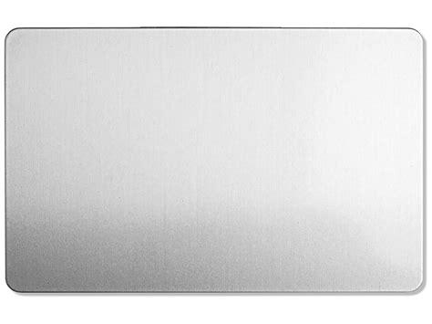 pp platten zuschnitt hylite alu pp verbundplatte silber im zuschnitt kaufen modulor