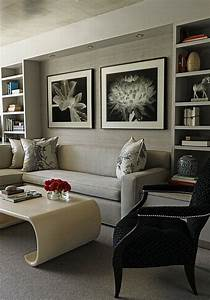 21 gray living room design ideas With interior design living room white and grey