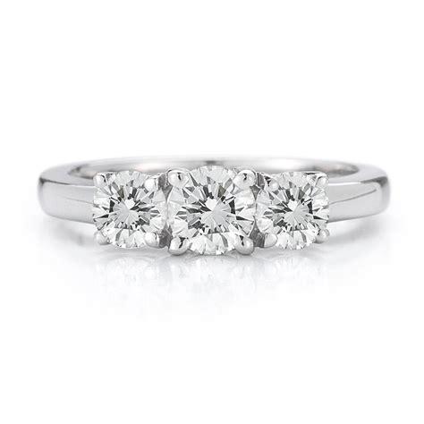 lso jewelers repair paramount gems 3 4cttw three anniversary ring