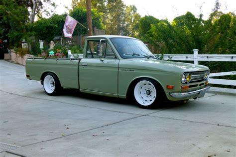 Datsun 521 For Sale by 1972 Datsun 521 Truck All Original Patina Restro