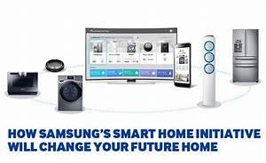 Samsung Smart Home : how samsung s smart home initiative will change your future home samsung global newsroom ~ Buech-reservation.com Haus und Dekorationen