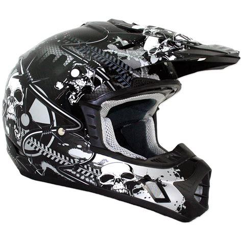 skull motocross helmet thh tx 12 tx12 7 mx enduro moto x skulls acu gold quad