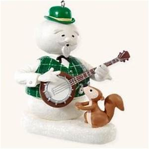 Sam The Snowman 2008 Hallmark Keepsake
