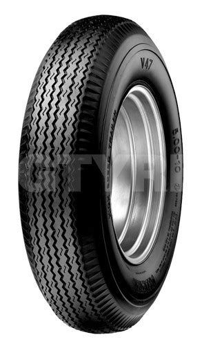 4.00-8 6 PLY VREDESTEIN V47 TL (70M) - Online Tyre Store
