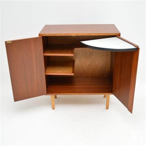 vintage mahogany drinks cabinet  sale  stdibs