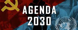 UN Agenda 2030 Revealed: They Want A One World Government ...