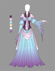 deviantART Anime Princess Outfits