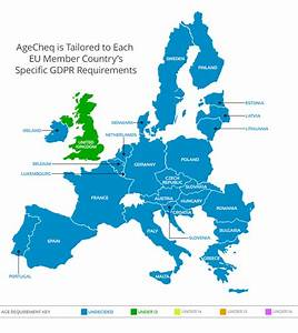 AgeCheq | General Data Protection Regulation - EU - AgeCheq