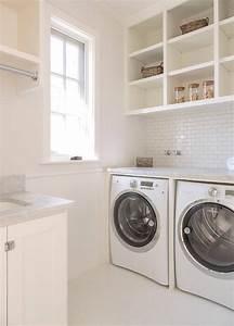 Laundry room shelf over washer dryer for Laundry room shelf over washer dryer
