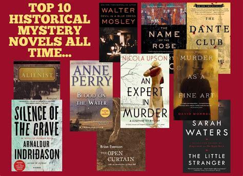 Top Ten Historical Mystery Novels Box Set  Strand Magazine