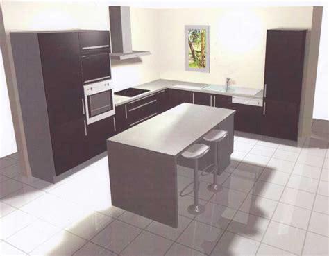 creer ilot de cuisine fabriquer meuble de cuisine 18 beau faire plan