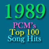 Has included these sites because we believe they provide information. Top 100 Popular Songs of 1989