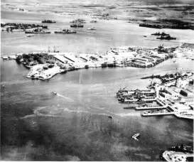 Pearl Harbor Before Attack