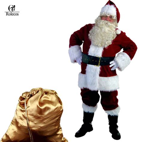 aliexpress com buy a full set of christmas costumes