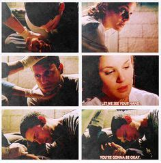 prison break sara and michael quot i don 39 t like getting attached to things if i know they won