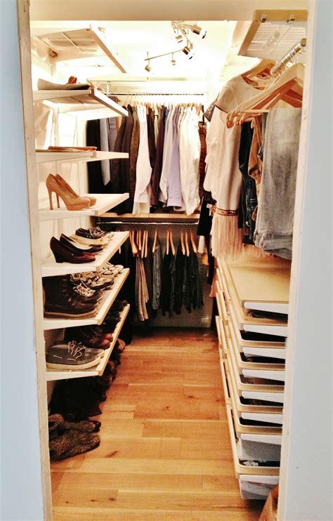 our new closet my closet makeover tips