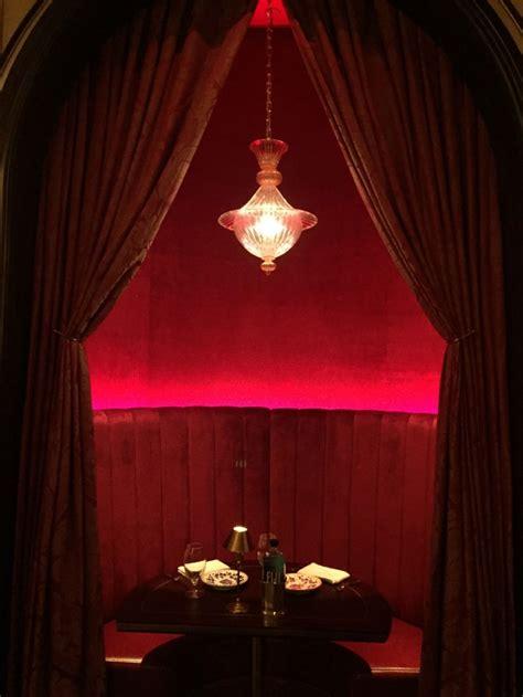 carbone restaurant brings swanky italian style to