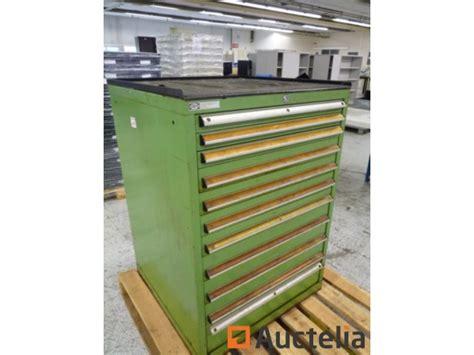 armoire m 233 tallique avec tiroirs d atelier