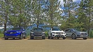 Premium Crossover Comparison Acura RDX Vs Audi BMW