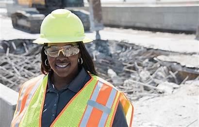 Construction Female Workers Hazards Worker Osha Safety