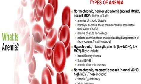 Anemia Types
