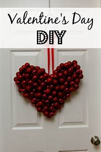 DIY Valentine's Day Decorations - April Golightly