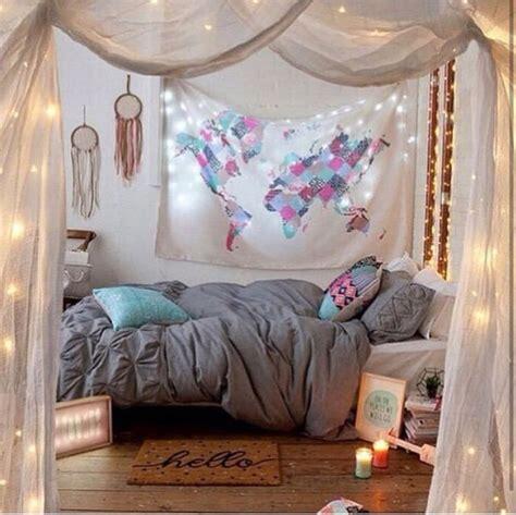 ideas  cute teen bedrooms  pinterest