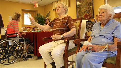 jamaica nursing home celebrates more than a dozen